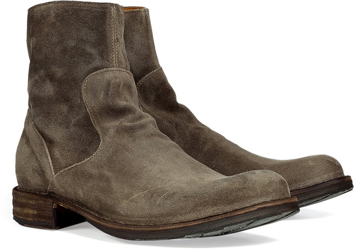Fiorentini+Baker Fiorentini & Baker Brown Brushed Suede Boots