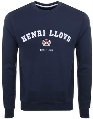 Henri Lloyd Kyme Sweatshirt Navy