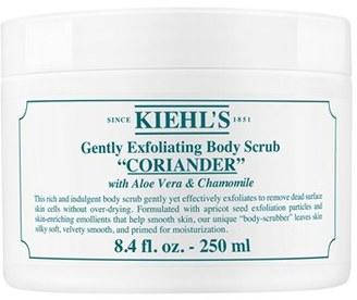Kiehl's Since 1851 Gentle Exfoliating Body Scrub $36 thestylecure.com