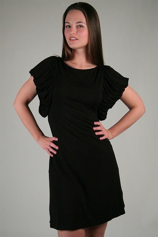 Bailey 44 Farfalla Dress in Black