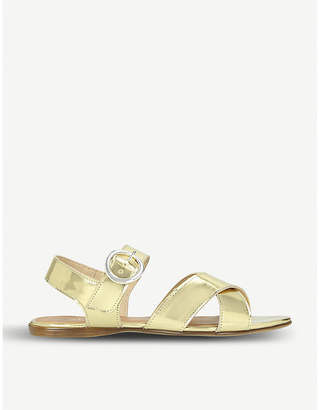 Kurt Geiger London Dahlia leather sandals