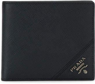 Prada classic bi-fold wallet
