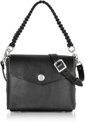 Rag & Bone Black Leather Shoulder Bag