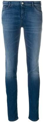 Emporio Armani skinny low-rise jeans