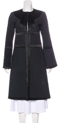 Chloé Matelassé Long Coat