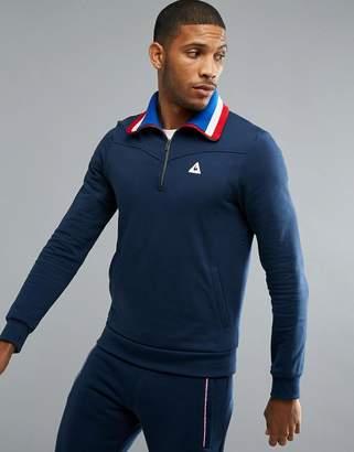 Le Coq Sportif Half Zip Sweatshirt