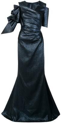 Talbot Runhof Pouf2 dress