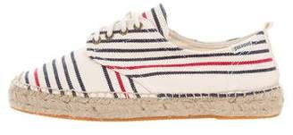 Soludos Striped Espadrille Sneakers