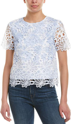 ENGLISH FACTORY Lace Top
