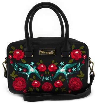Loungefly Sparrows Floral Purse
