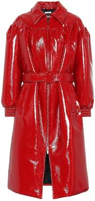 Miu Miu Vinyl coat