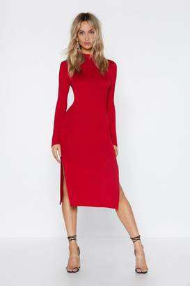 Nasty Gal Number One Hit Bodycon Dress
