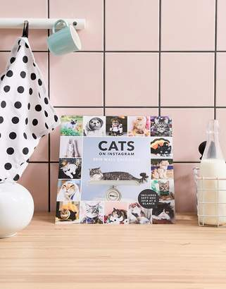 Books Cats on Instagram 2019 Wall Calendar