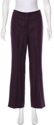 Magaschoni Mid-Rise Wool Pants