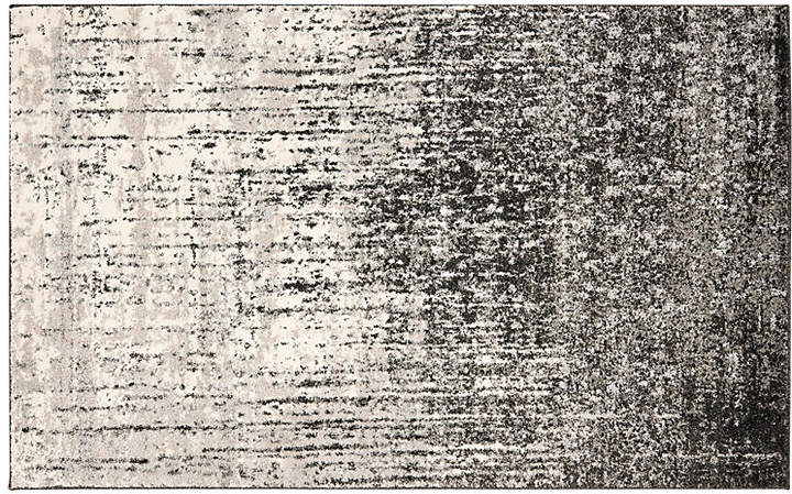 Jana Rug - Black/Gray - 5'x8'
