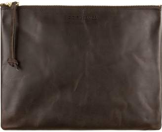 Filson Leather Pouch - Large