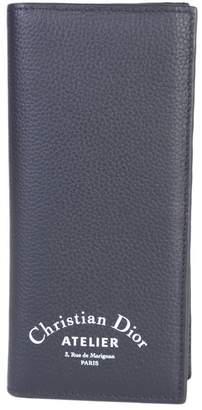 Christian Dior Long Bifold Wallet