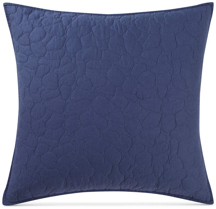 Iris Cotton Quilted European Sham Bedding