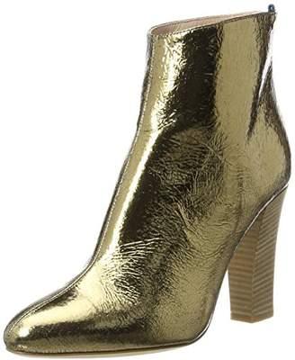 Sarah Jessica Parker Women's Minnie Almond Toe Ankle Boot 37 B EU ( US)