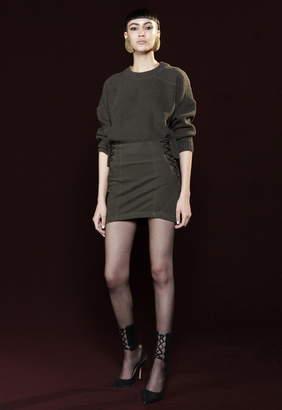 Mason by Michelle Mason Corset Skirt