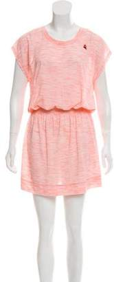 Sonia Rykiel Sonia by Patterned Mini Dress