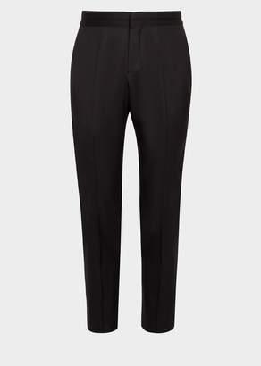 Versace Wool Dress Pants