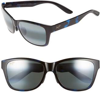 Maui Jim 'Road Trip' 57mm Polarized Sunglasses
