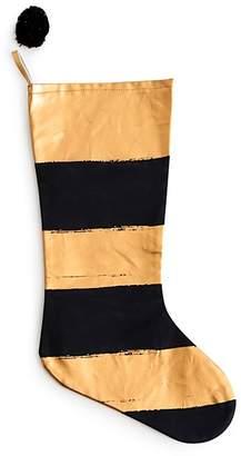 Rosanna Foil Striped Stocking