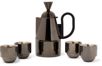 Tom Dixon Brew Coated Stainless Steel Stovetop Set - Black