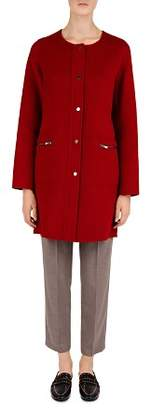 Gerard Darel Reversible Wool Coat