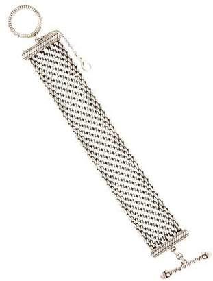 Stephen Dweck Mesh Chain Bracelet