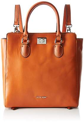 Otto Kern Women's Scarlett 5 Handbag orange Size: