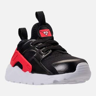Nike Girls' Toddler Huarache Run Ultra Heart Casual Shoes