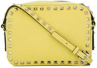 Valentino Rockstud camera crossbody bag