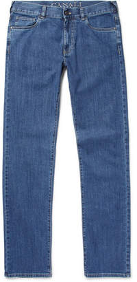 Canali Stretch-Denim Jeans
