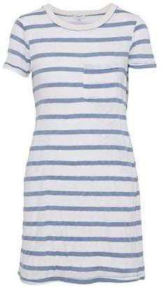 Splendid Striped Jersey Mini Dress
