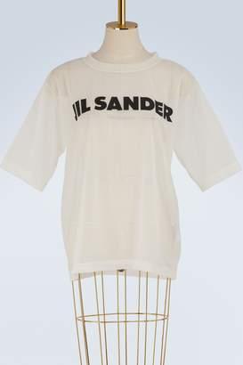 Jil Sander Logo T-shirt