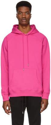Diesel Pink S-Gim Hoodie
