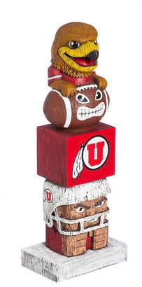 Evergreen Utah Utes Tiki Totem