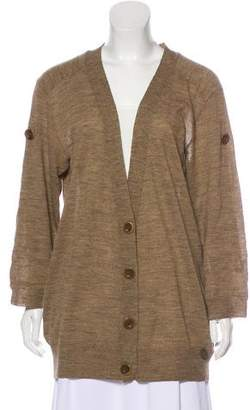 See by Chloe Knit V-Neck Cardigan