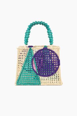 Mercedes Salazar Interseccion Naranja Bag