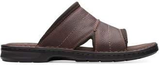 Clarks Collection By Malone Easy Leather Slides