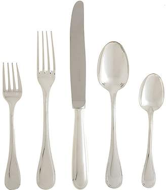 Christofle Perles Silver-Plate 5-Piece Place Setting