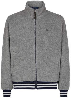 Polo Ralph Lauren Zip-Up Teddy Jacket