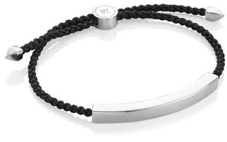 Monica Vinader Engravable Men's Friendship Bracelet