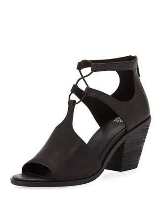 Eileen Fisher Lou Washed Leather Sandal
