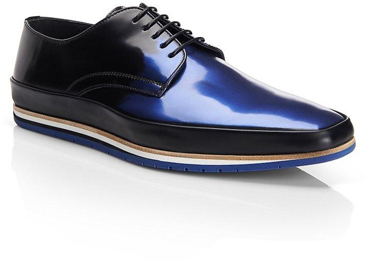 HUGO BOSS 'Diggio' | Leather Lace-Up dress Shoe by HUGO
