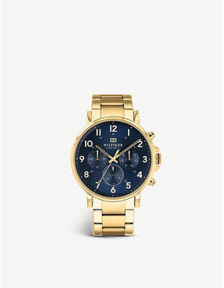 1710384 Daniel gold-plated stainless steel watch