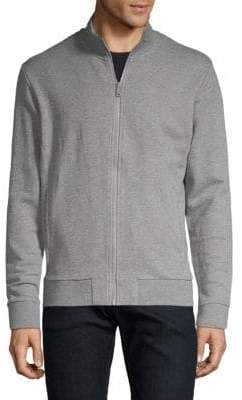 Ben Sherman Full-Zip Cotton Jacket