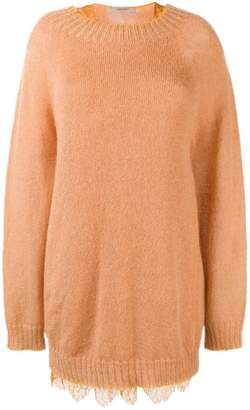 Twin-Set knitted dress